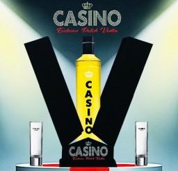 CASINO Special Edition BOX z kieliszkami
