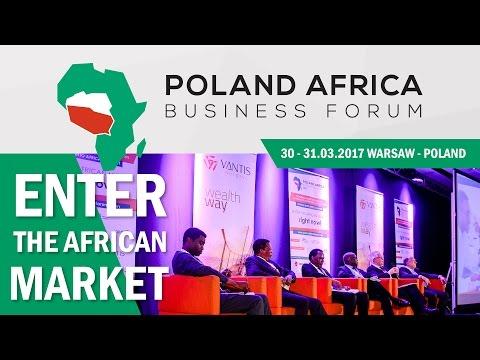 Relacja z Konferencji Poland Africa Business Forum, 30-31.03.2017